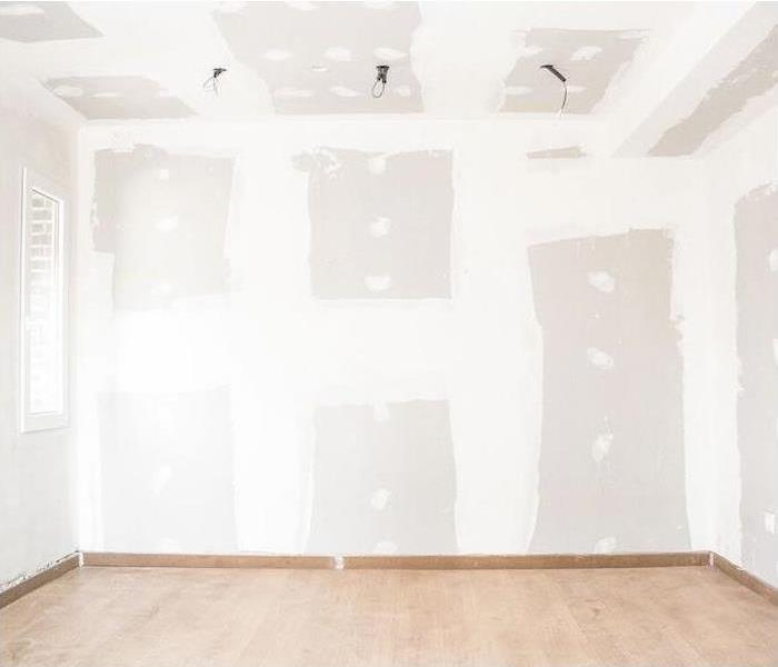 Commercial Mold Damage – Los Angeles Office Building After