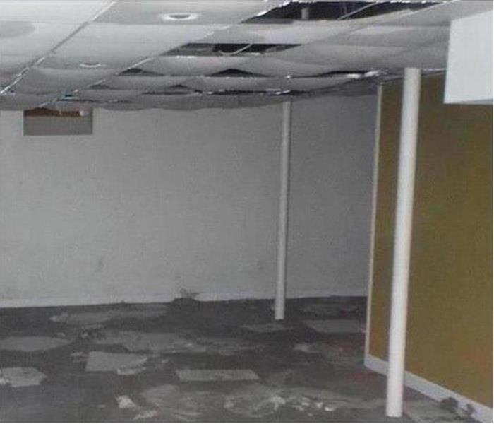 Commercial Water Damage - Los Angeles