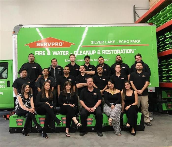 Meet the Professionals and Subcontractors from SERVPRO of Silver Lake / Echo Park