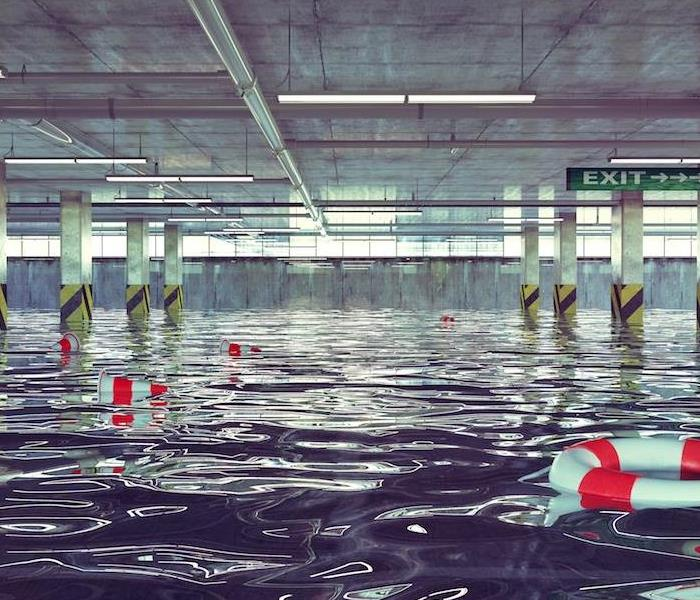 Commercial Preparing Your Los Angeles Warehouse for a Flood